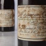 Domaine de la Romanée-Conti 1945 Auctioned for Record-Breaking Price