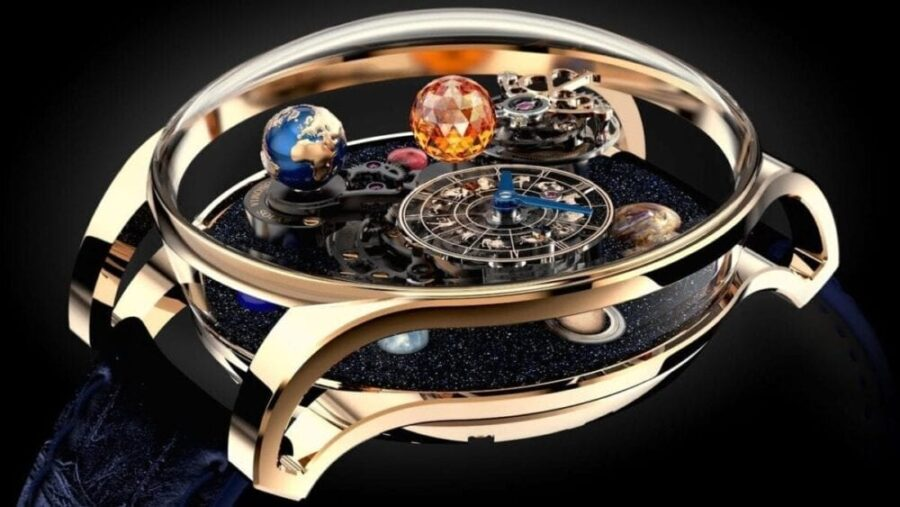 Astronomia Sky Watch by Jacob & Co