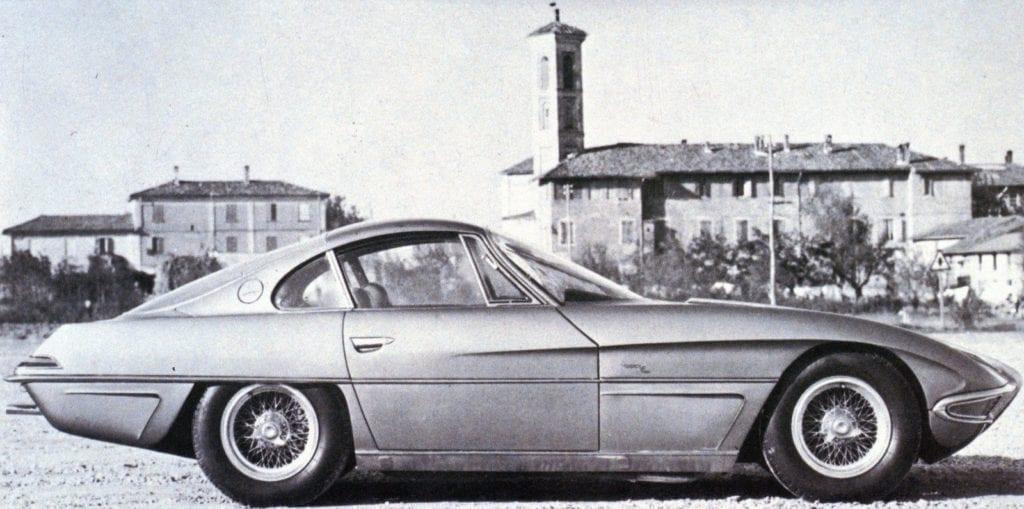 1963 Lamborghini 350 prototype