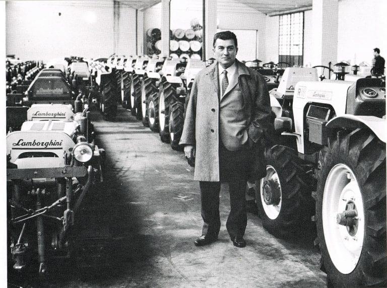 Ferruccio tractors