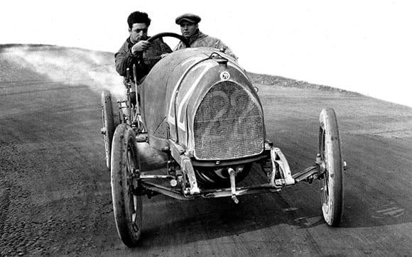 Enzo love for racing