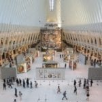 'Sistine Chapel' comes to the Oculus World Trade Center