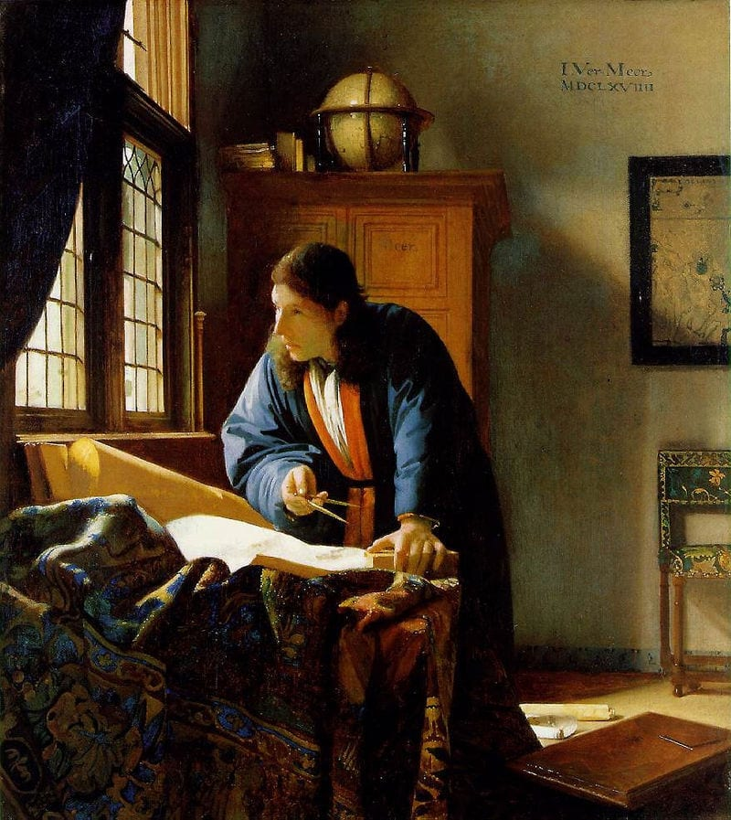 Vermeer with Google Arts and Culture