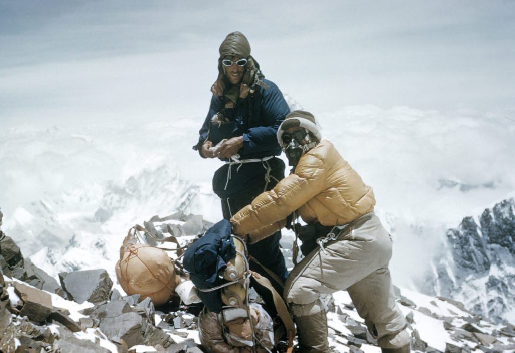 Rolex on Mount Everest