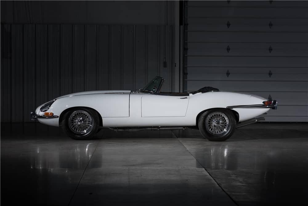 1962 Jaguar XKE Roadster