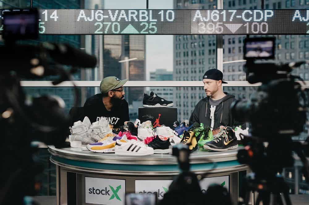 StockX value