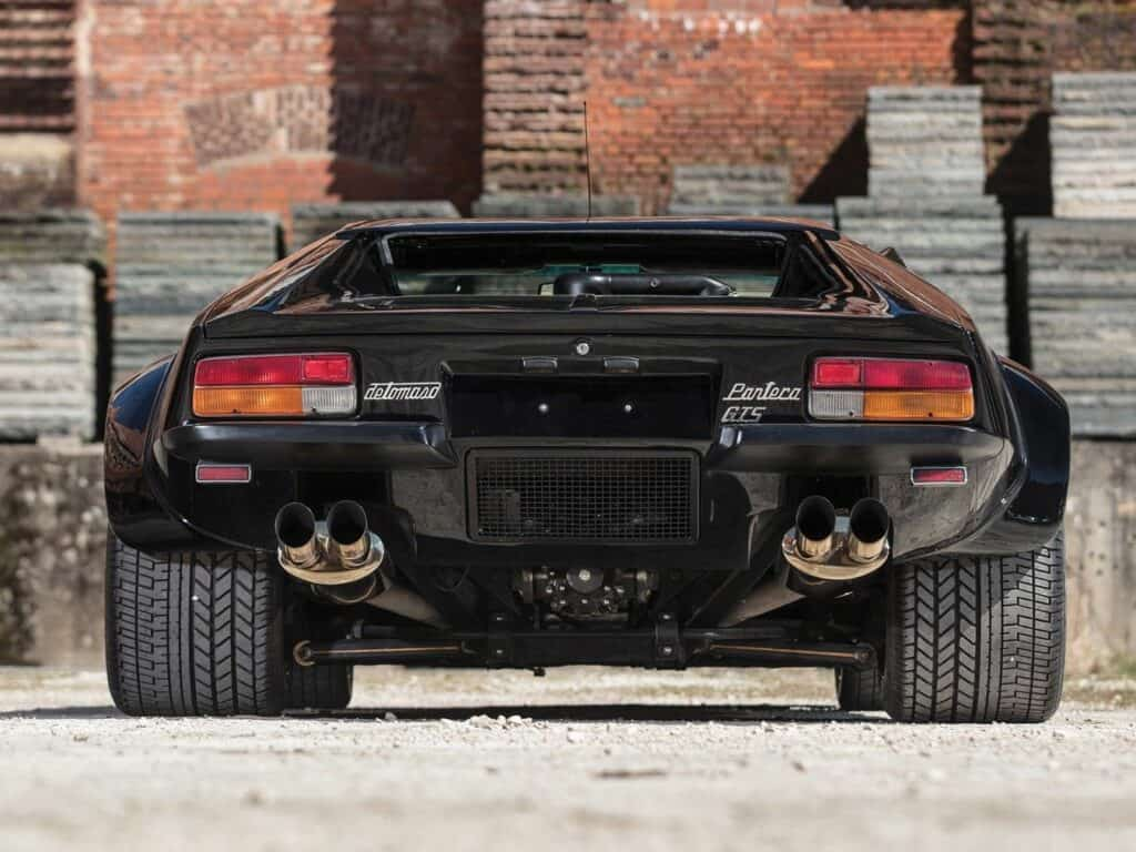 1984 De Tomaso Pantera