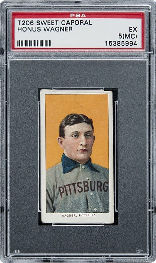 The Most Valuable Baseball Card