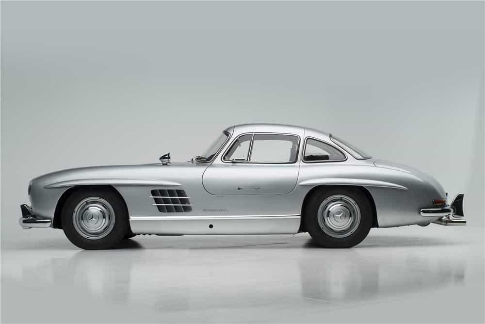 1955 Mercedes