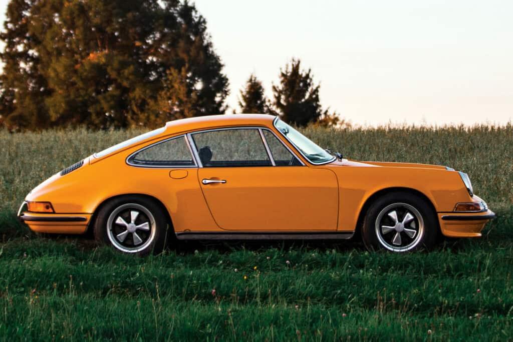 Vintage Porsche Values Continue to Rise