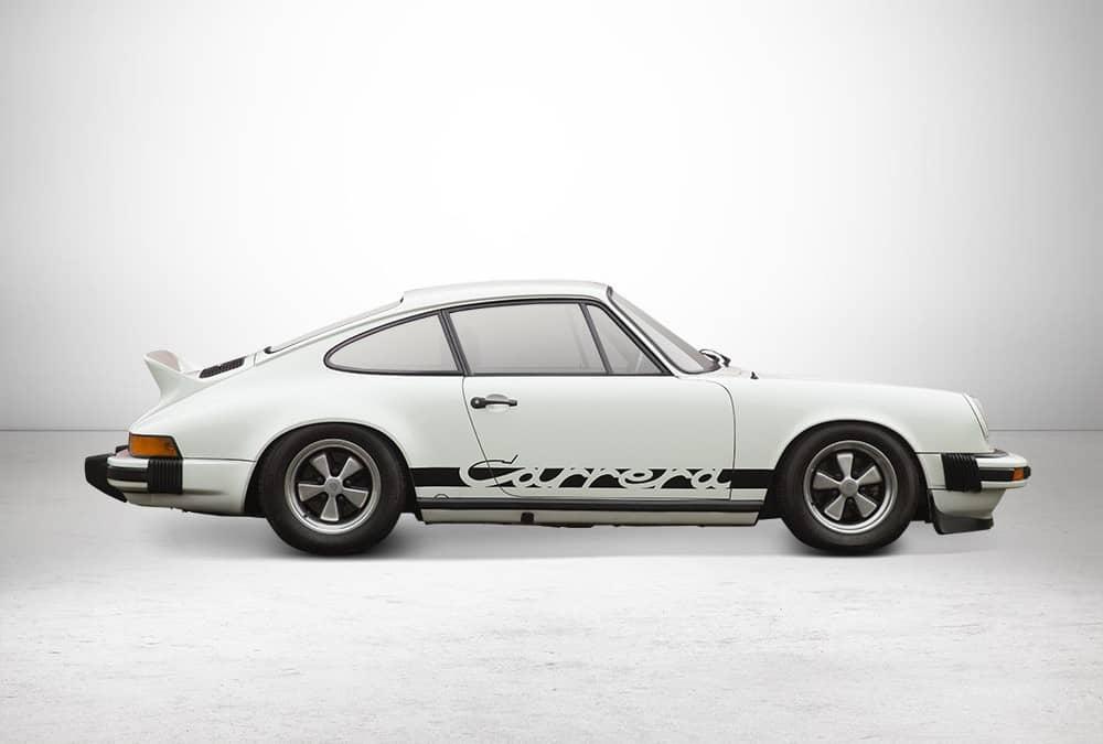 1974 Porsche 911 Carrea