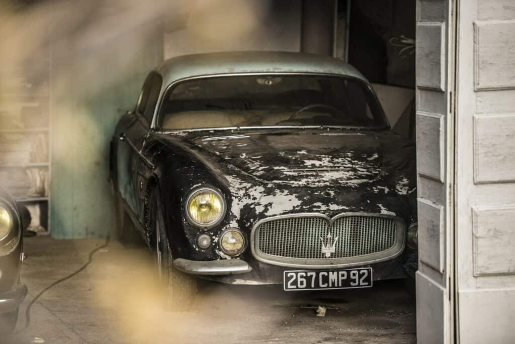 Baillon Collection of Cars