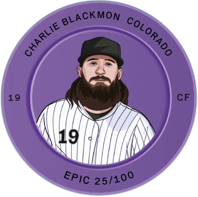 Blockchain Baseball Cards