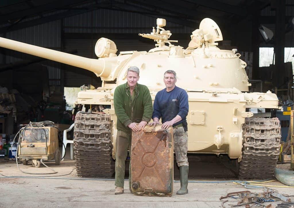 Russian Tank Treasure