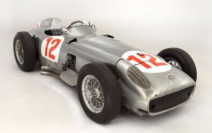 1954 Mercedes-Benz W196 10 Most Expensive Cars Ever Sold