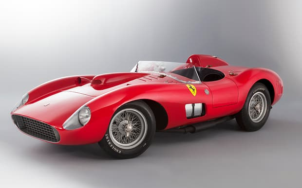 1957 Ferrari 335 S Most Expensive Car Ever Sold