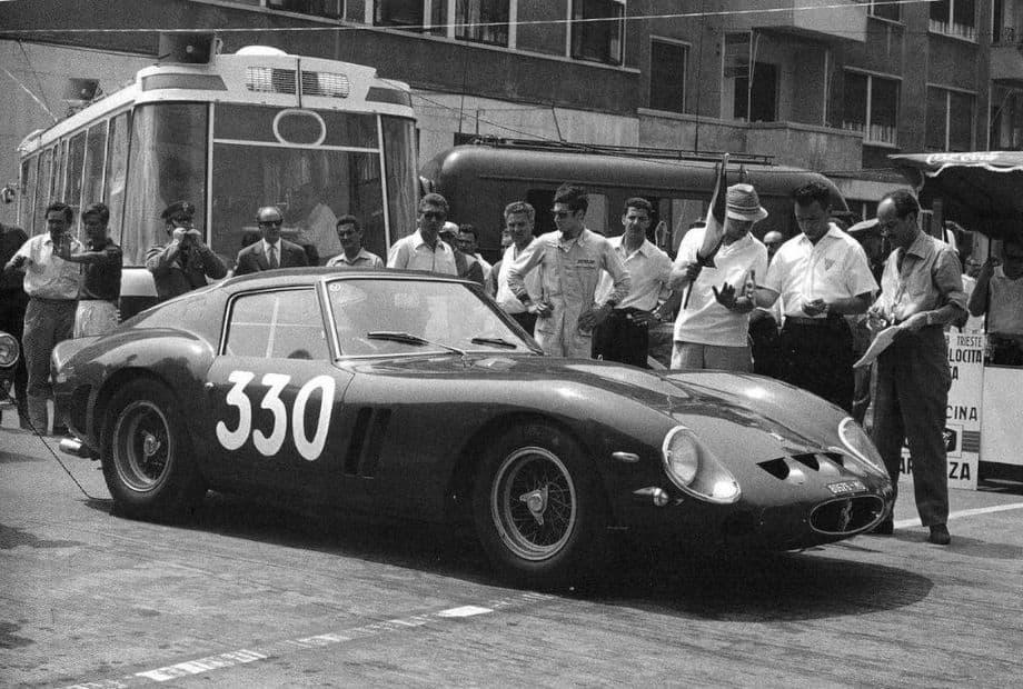 1962 Ferrari 250 GTO 10 Most Expensive Cars Ever Sold