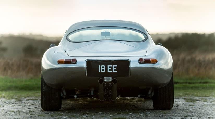 Jaguar Low Drag