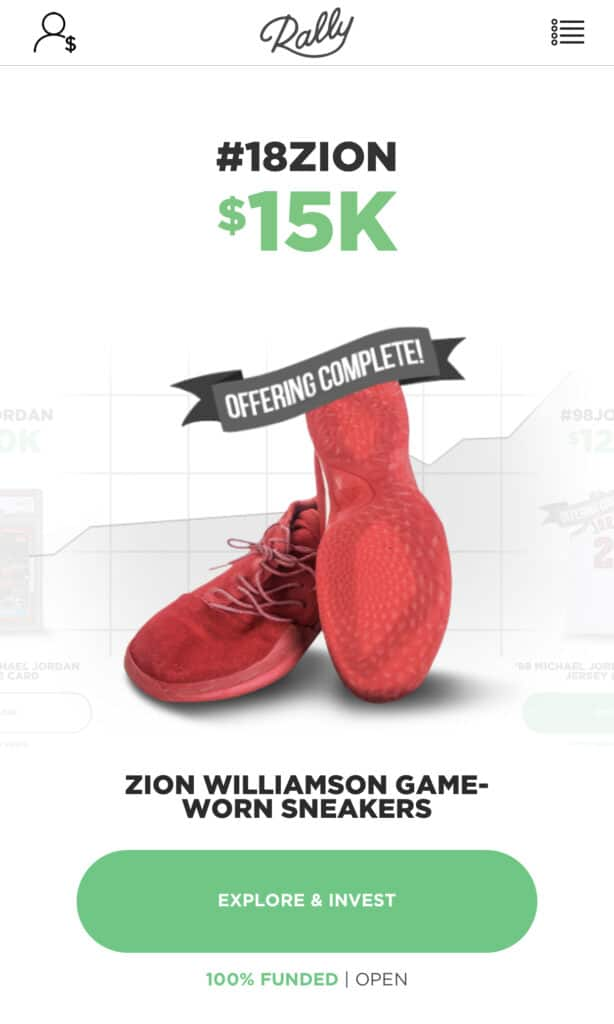 Zion Williamson Shoes Rally Road