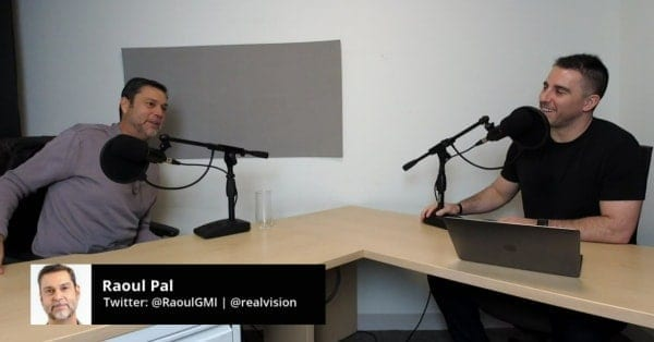Raoul Pal of Real Vision Group Talks Risk and Opportunity