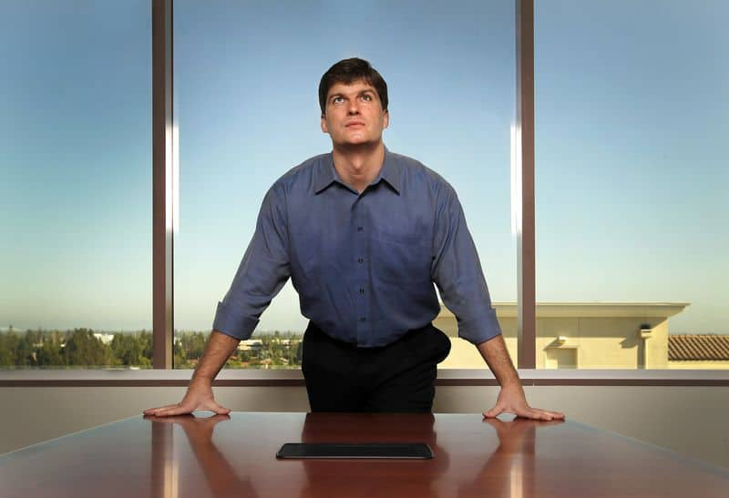 Dr Michael Burry