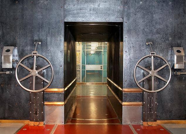 New York Federal Gold Vault