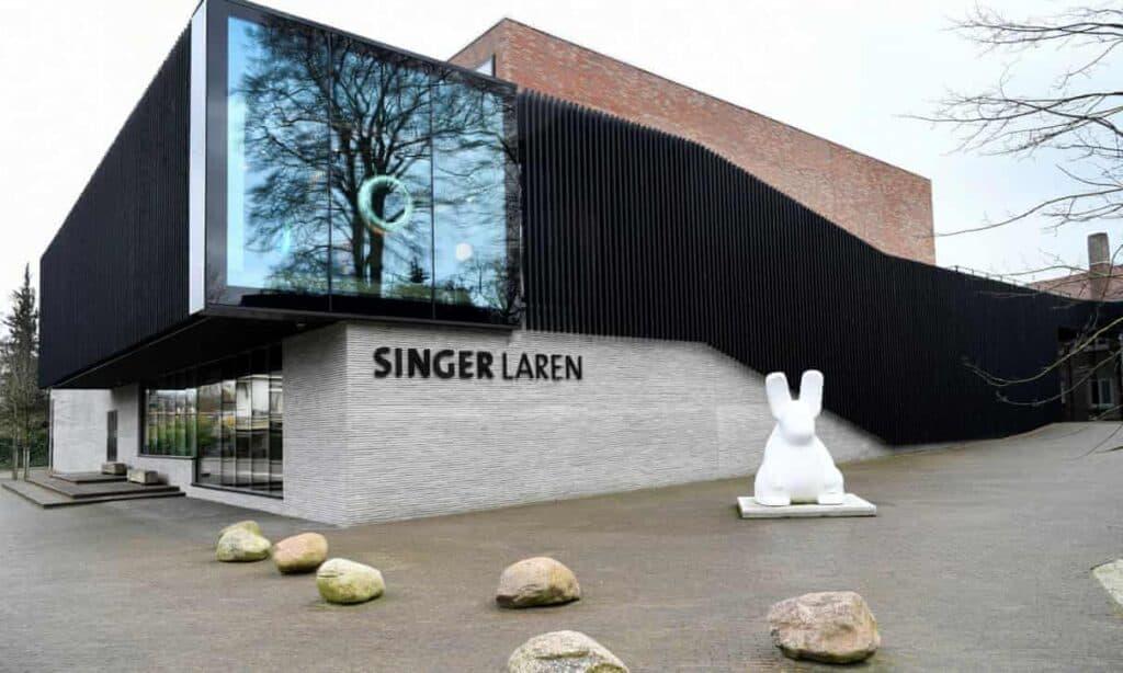 Singer Laren museum Vincent Van Gogh