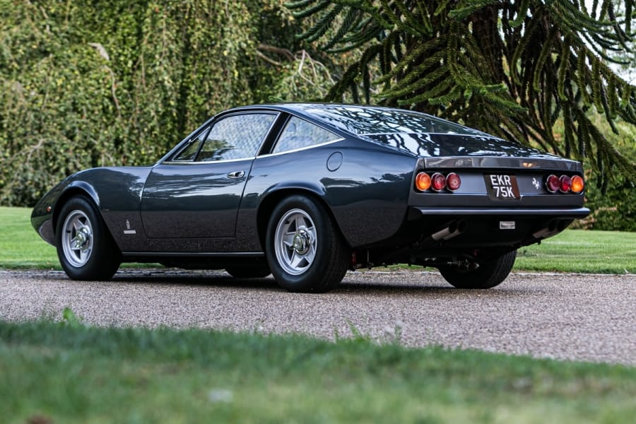 1972 Ferrari 365 GTC4