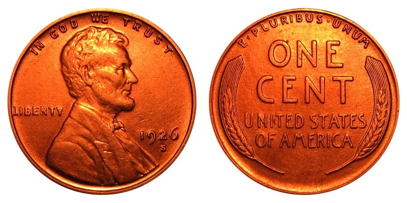 most valuable wheat pennies