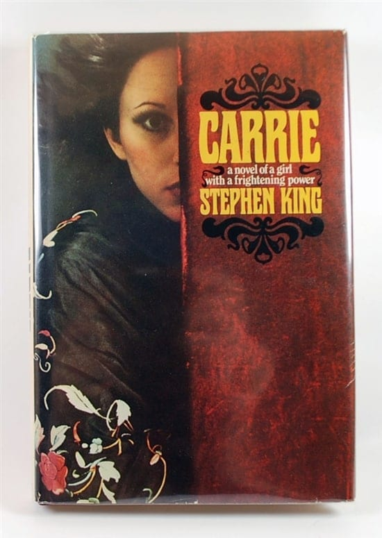 Stephen King Carrie First Edition