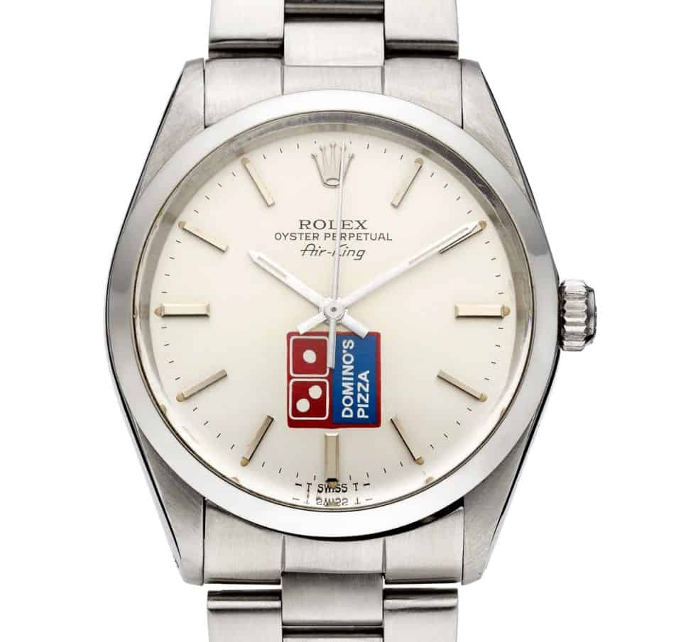 Dominos Rolex Air King
