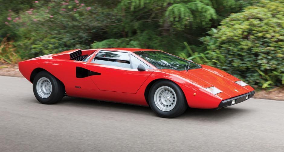 Lamborghini Countach 1974