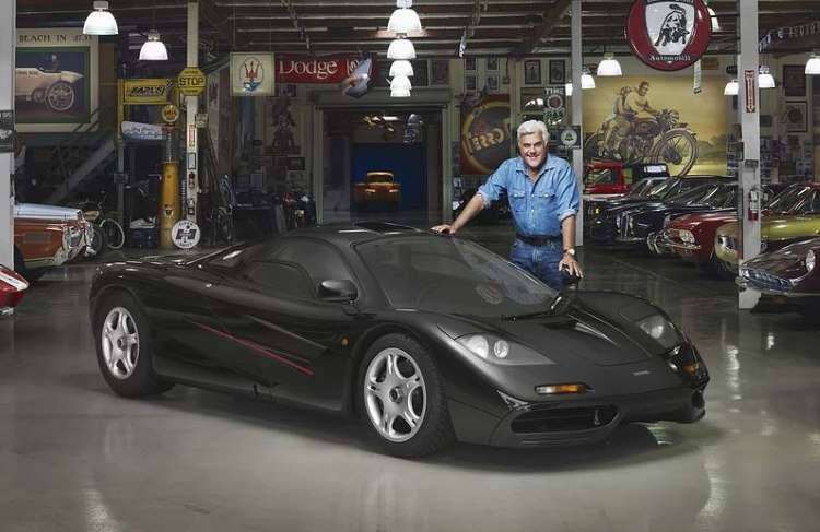 How Much is Jay Leno's Car Collection Worth