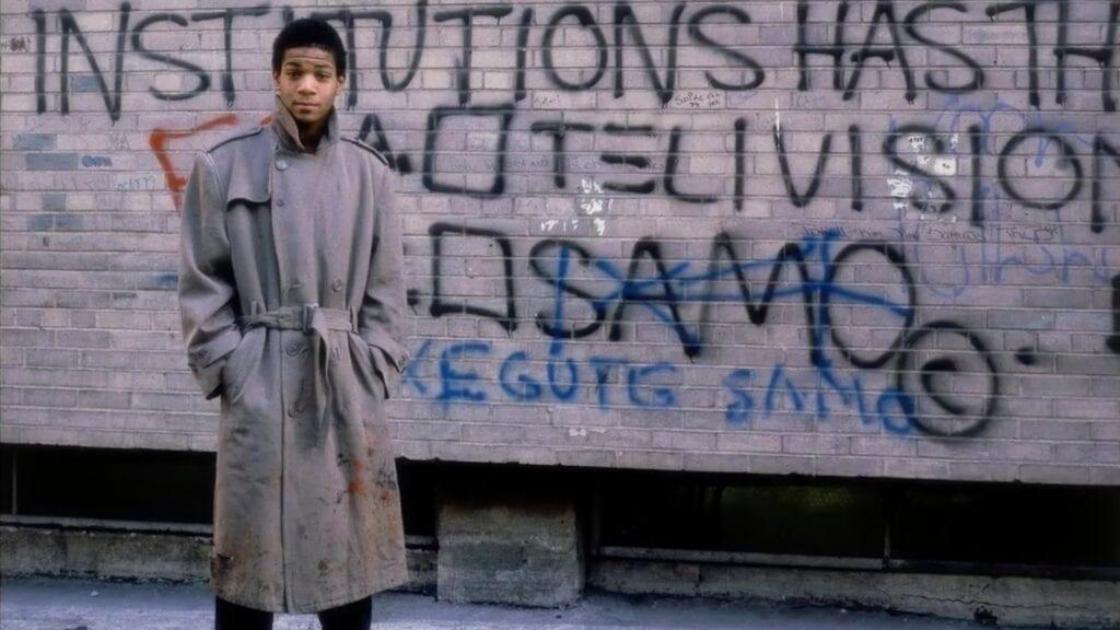 Basquiat crown