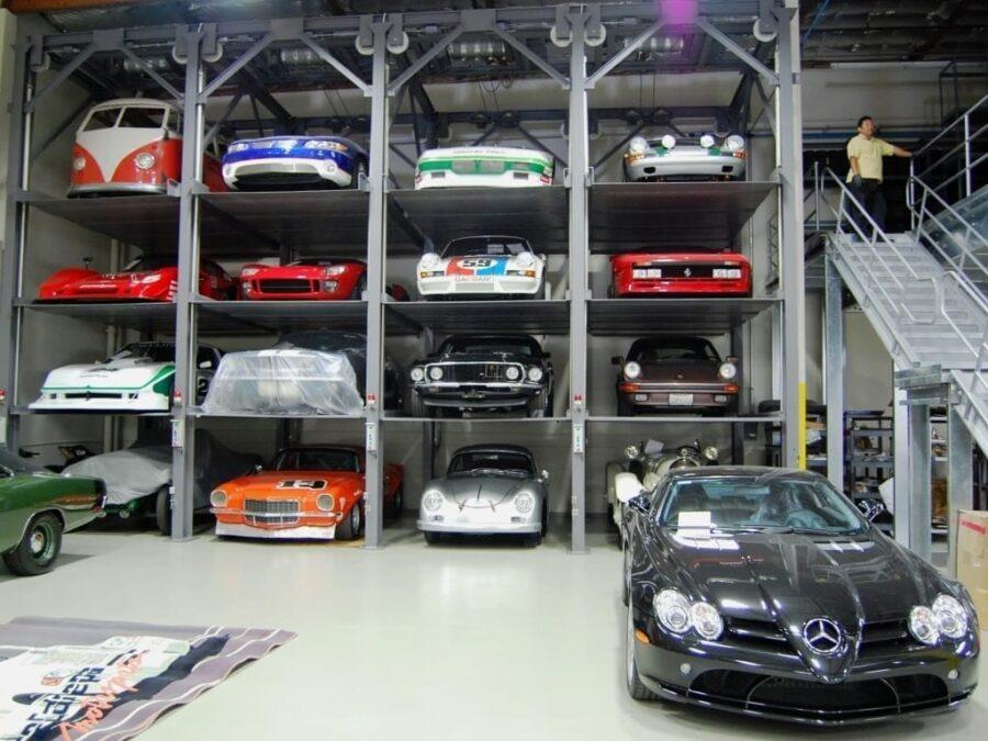 collector car storage