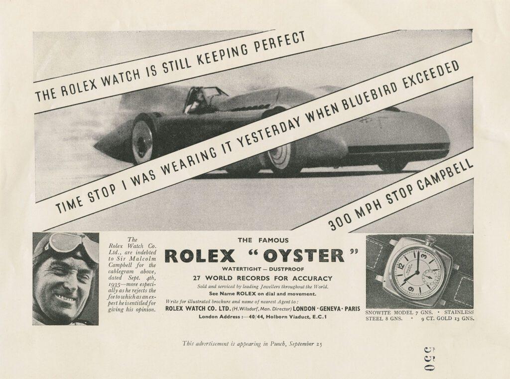 vintage rolex 1940s