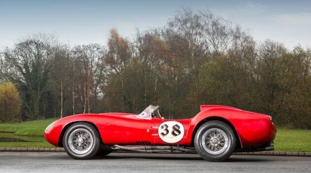 The 1957 Ferrari 250 Testa Rossa, chassis #0704