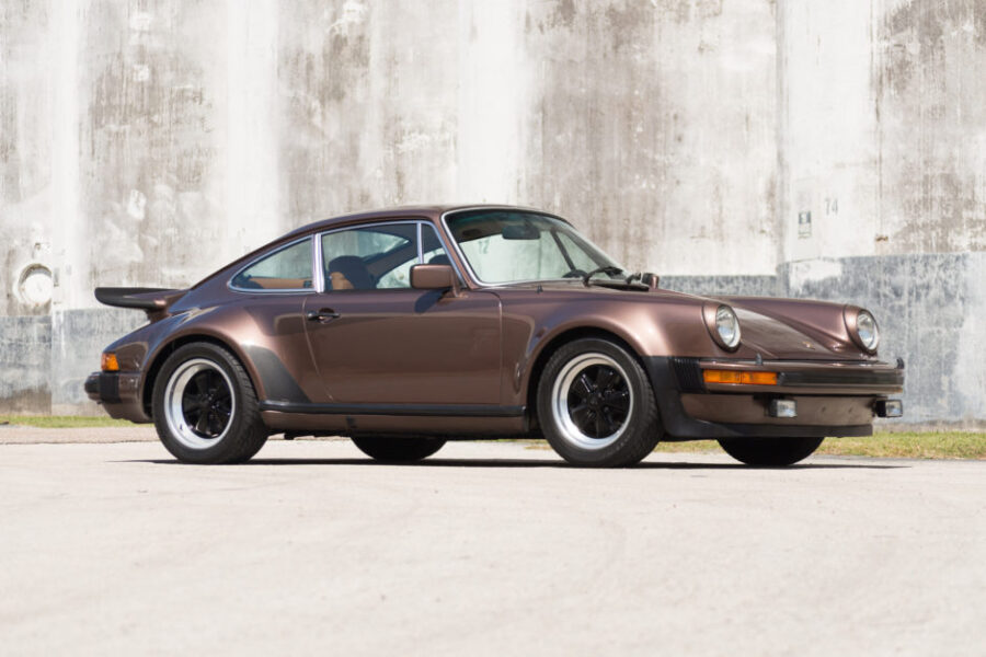 1977 Porsche 911 Turbo Carrera