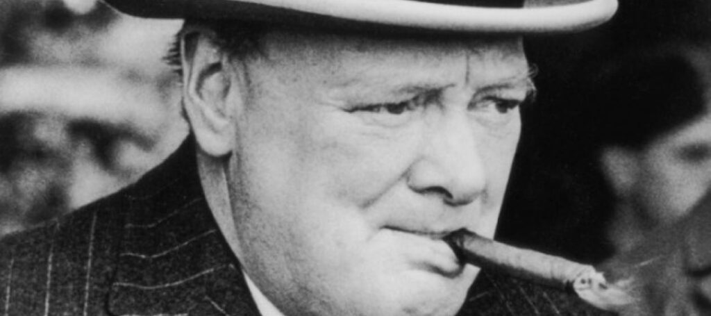 Winston Churchill Enigma