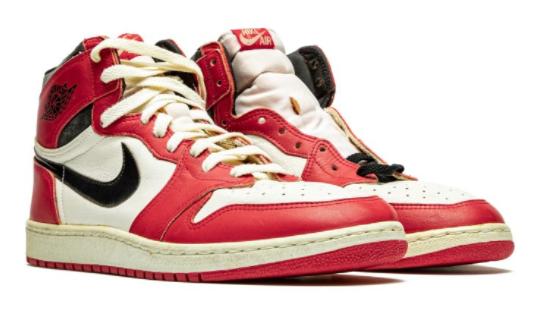 michael jordan sneakers