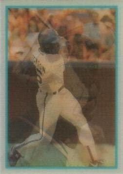 1986 Sportflics Bo Jackson Rookie